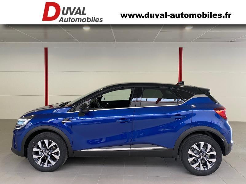 Photo 3 de l'offre de RENAULT Captur 1.3 TCe 140ch FAP Intens EDC - 21 à 24890€ chez Duval Automobiles