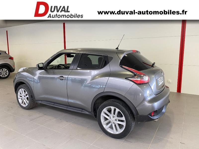 Photo 4 de l'offre de NISSAN Juke 1.5 dCi 110ch N-Connecta 110 à 13490€ chez Duval Automobiles