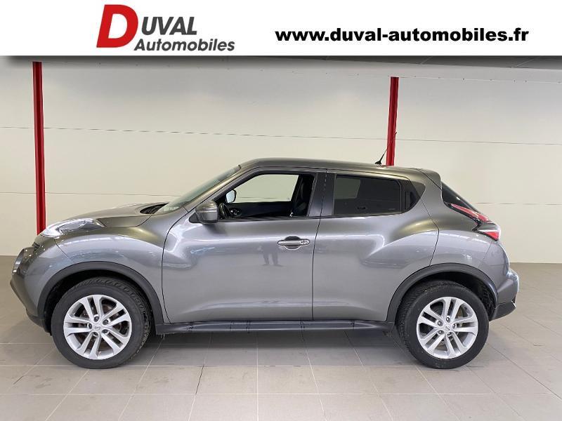 Photo 3 de l'offre de NISSAN Juke 1.5 dCi 110ch N-Connecta 110 à 13490€ chez Duval Automobiles