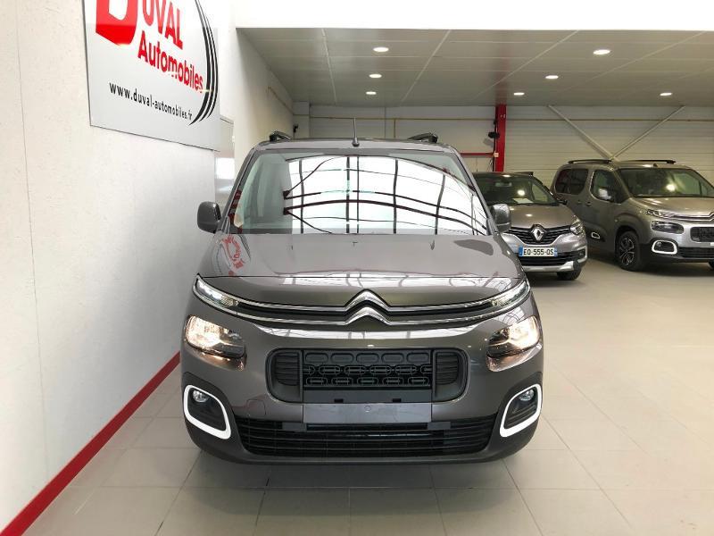Photo 2 de l'offre de CITROEN Berlingo M BlueHDi 130ch S&S Shine à 25490€ chez Duval Automobiles