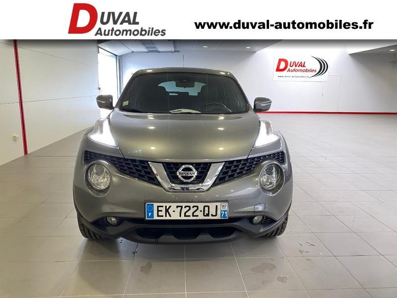 Photo 2 de l'offre de NISSAN Juke 1.5 dCi 110ch N-Connecta 110 à 13490€ chez Duval Automobiles
