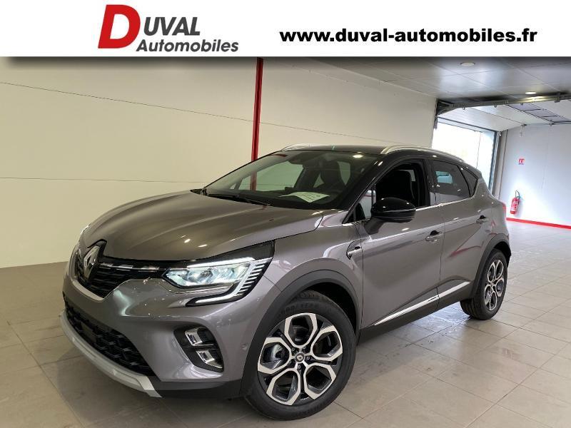 Renault Captur 1.3 TCe 140ch FAP Intens EDC Essence GRIS CASSIOPEE/TOIT NOIR Neuf à vendre
