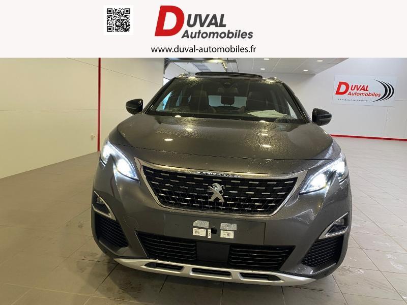 Photo 2 de l'offre de PEUGEOT 5008 1.5 BlueHDi 130ch S&S GT Line EAT8 à 31990€ chez Duval Automobiles