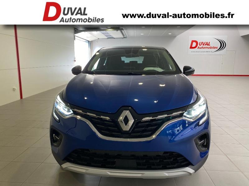 Photo 2 de l'offre de RENAULT Captur 1.3 TCe 140ch FAP Intens EDC - 21 à 23990€ chez Duval Automobiles