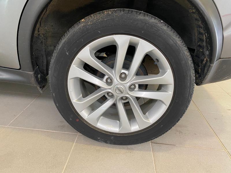 Photo 12 de l'offre de NISSAN Juke 1.5 dCi 110ch N-Connecta 110 à 13490€ chez Duval Automobiles