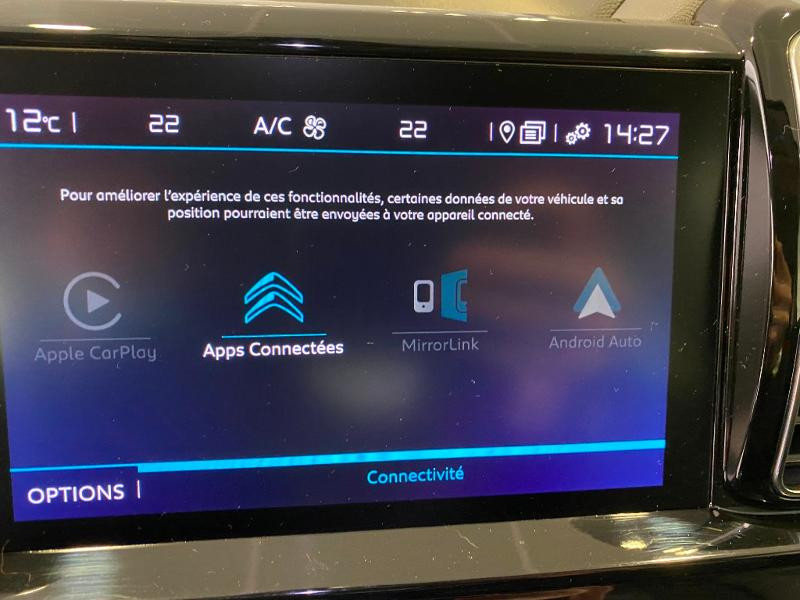 Photo 15 de l'offre de CITROEN C5 Aircross BlueHDi 130ch S&S Feel à 25990€ chez Duval Automobiles