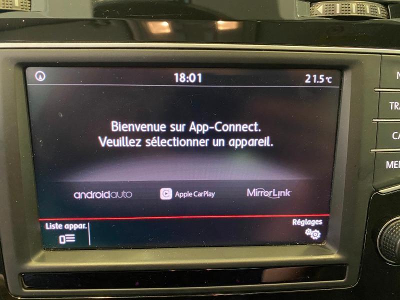Photo 14 de l'offre de VOLKSWAGEN Golf 1.6 TDI 110ch BlueMotion Technology FAP Allstar 5p à 13490€ chez Duval Automobiles