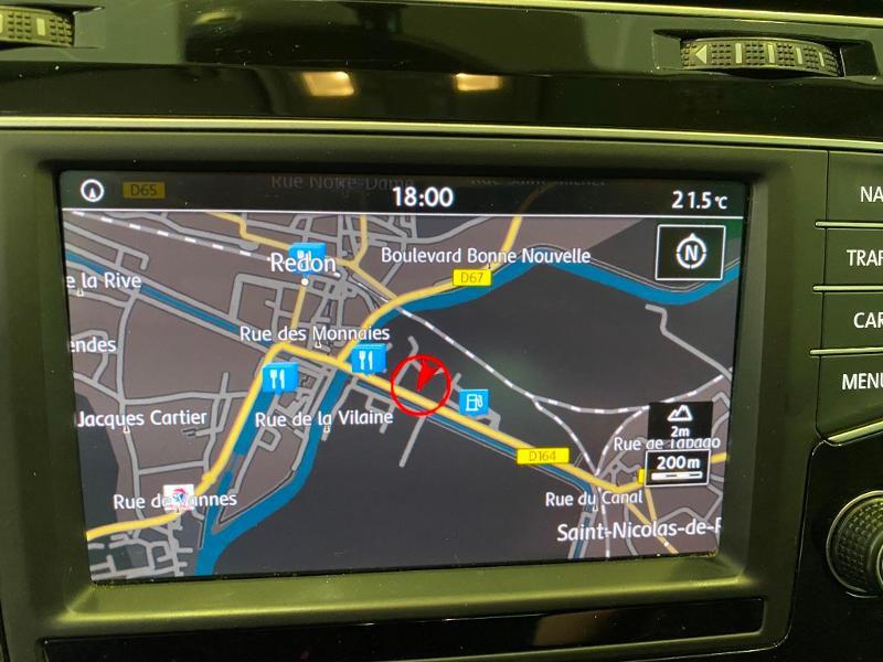 Photo 9 de l'offre de VOLKSWAGEN Golf 1.6 TDI 110ch BlueMotion Technology FAP Allstar 5p à 13490€ chez Duval Automobiles