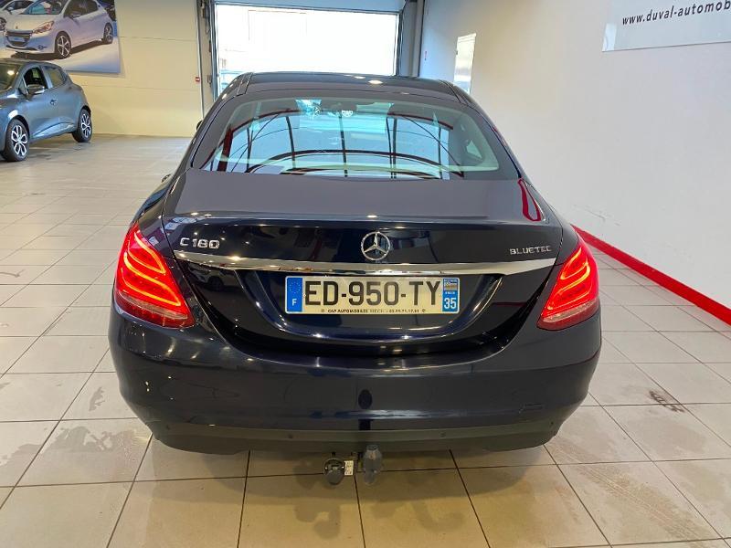 Photo 14 de l'offre de MERCEDES-BENZ Classe C 180 BlueTEC à 14990€ chez Duval Automobiles