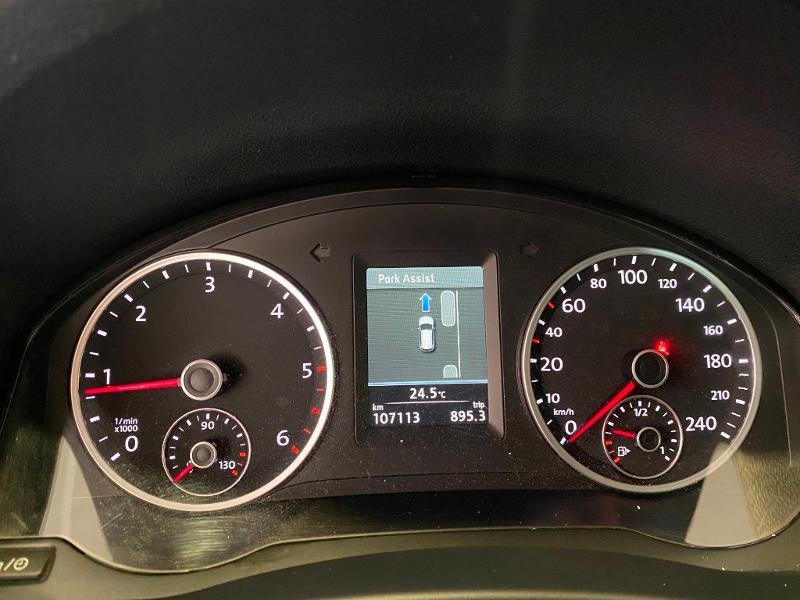 Photo 14 de l'offre de VOLKSWAGEN Tiguan 2.0 TDI 140ch BlueMotion Technology FAP Sportline Business à 14490€ chez Duval Automobiles