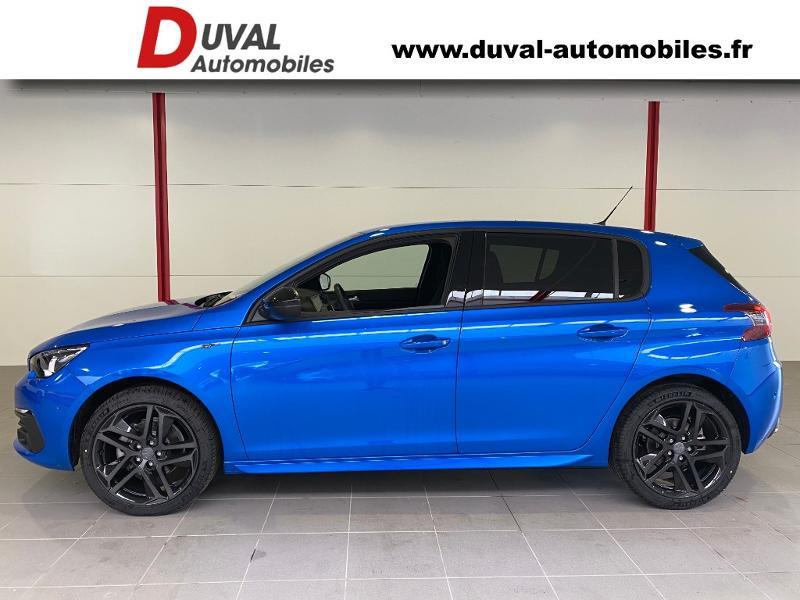 Photo 3 de l'offre de PEUGEOT 308 1.5 BlueHDi 130ch S&S GT Pack EAT8 à 26690€ chez Duval Automobiles