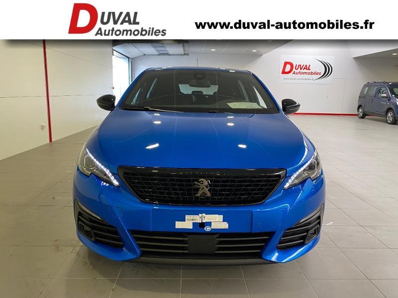 Photo 2 de l'offre de PEUGEOT 308 1.5 BlueHDi 130ch S&S GT Pack EAT8 à 26690€ chez Duval Automobiles