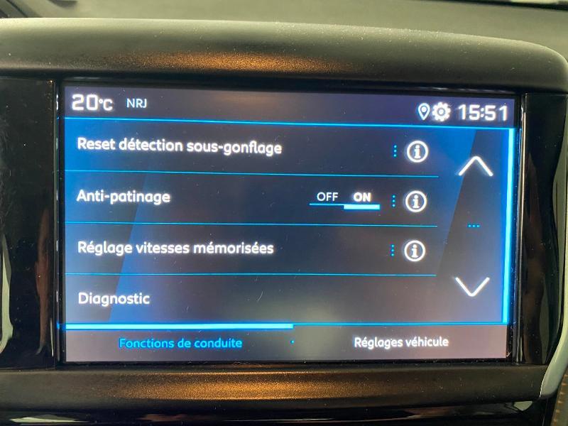 Photo 14 de l'offre de PEUGEOT 208 1.5 BlueHDi 100ch E6.c Signature BVM5 86g 5p à 13990€ chez Duval Automobiles