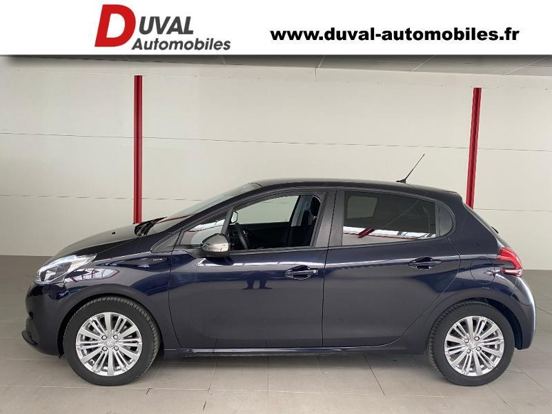 Photo 3 de l'offre de PEUGEOT 208 1.5 BlueHDi 100ch E6.c Signature BVM5 86g 5p à 13990€ chez Duval Automobiles