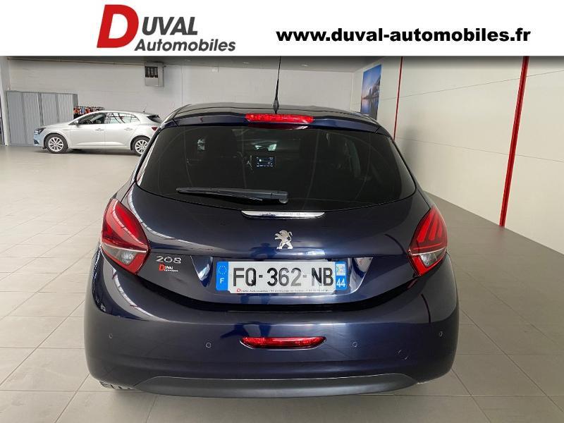 Photo 15 de l'offre de PEUGEOT 208 1.5 BlueHDi 100ch E6.c Signature BVM5 86g 5p à 13990€ chez Duval Automobiles