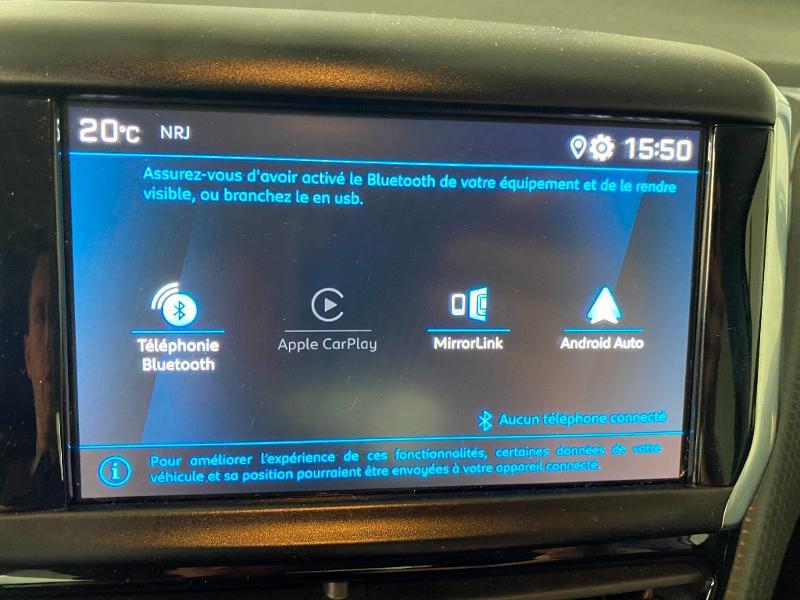 Photo 9 de l'offre de PEUGEOT 208 1.5 BlueHDi 100ch E6.c Signature BVM5 86g 5p à 13990€ chez Duval Automobiles
