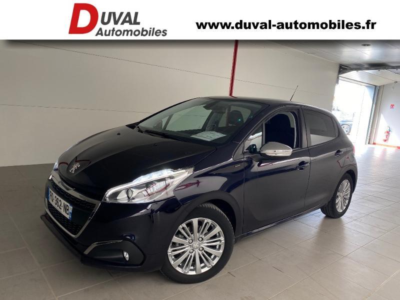 Photo 1 de l'offre de PEUGEOT 208 1.5 BlueHDi 100ch E6.c Signature BVM5 86g 5p à 13990€ chez Duval Automobiles