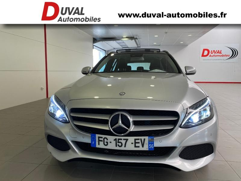Photo 2 de l'offre de MERCEDES-BENZ Classe C Break 200 d Sportline à 20990€ chez Duval Automobiles