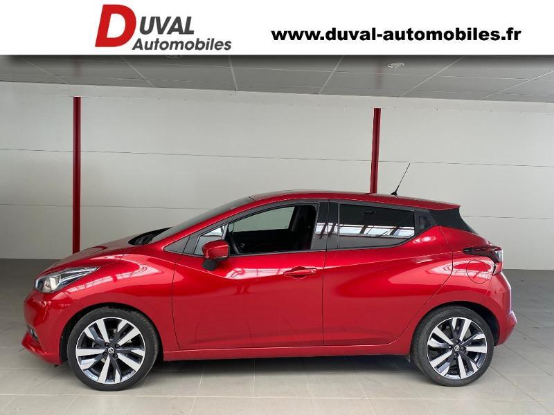Photo 3 de l'offre de NISSAN Micra 1.5 dCi 90ch Tekna à 12990€ chez Duval Automobiles