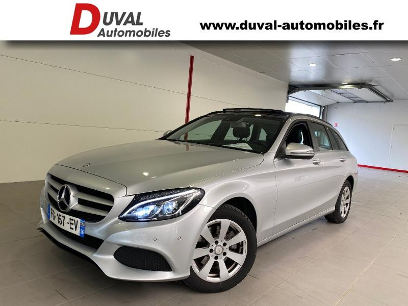 Photo 1 de l'offre de MERCEDES-BENZ Classe C Break 200 d Sportline à 20990€ chez Duval Automobiles