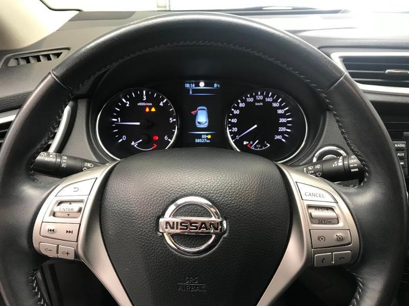 Photo 11 de l'offre de NISSAN Qashqai 1.5 dCi 110ch N-Connecta à 15990€ chez Duval Automobiles