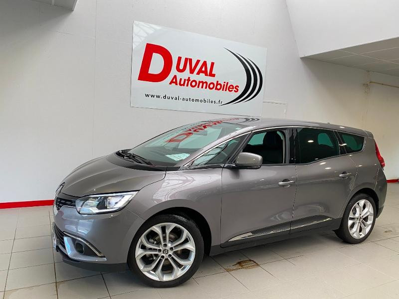 Photo 1 de l'offre de RENAULT Grand Scenic 1.7 Blue dCi 120ch Business 7 places 120 à 22490€ chez Duval Automobiles