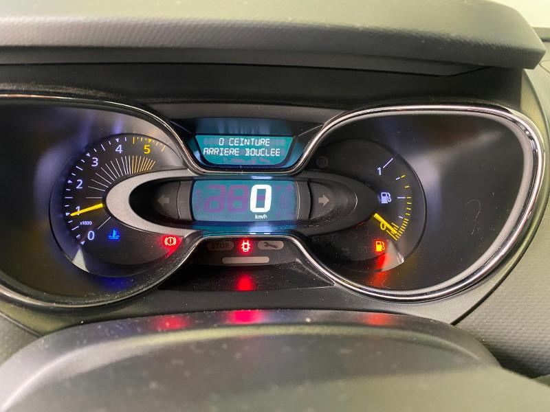 Photo 11 de l'offre de RENAULT Captur 1.5 dCi 90ch Stop&Start energy Intens eco² à 9490€ chez Duval Automobiles