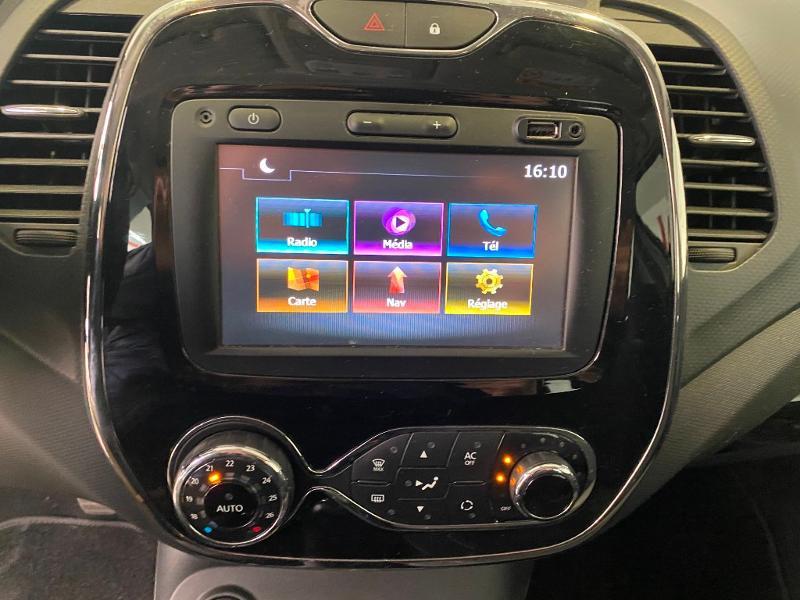 Photo 12 de l'offre de RENAULT Captur 1.5 dCi 90ch Stop&Start energy Intens eco² à 9490€ chez Duval Automobiles