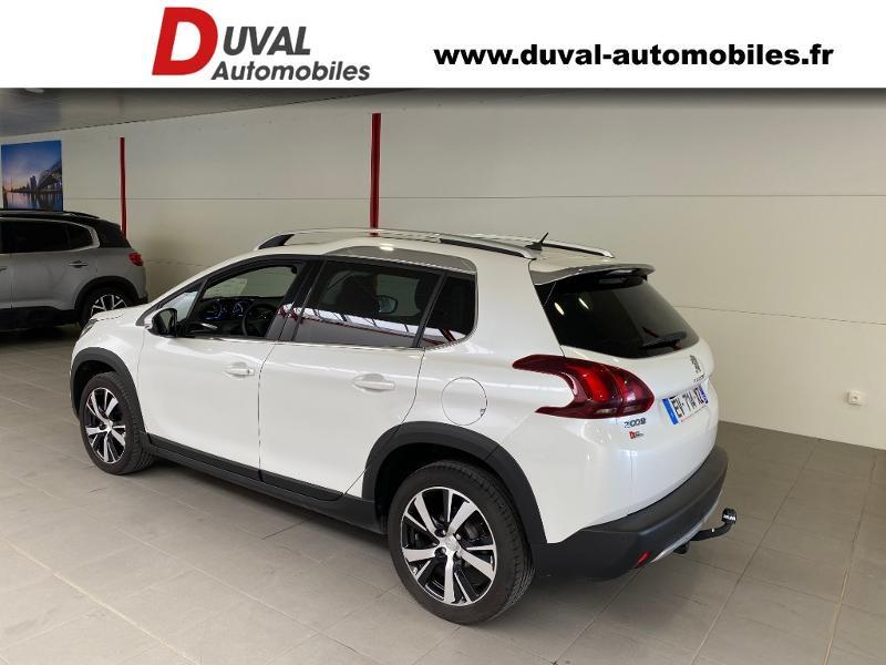 Photo 4 de l'offre de PEUGEOT 2008 1.2 PureTech 110ch Allure S&S EAT6 à 15990€ chez Duval Automobiles