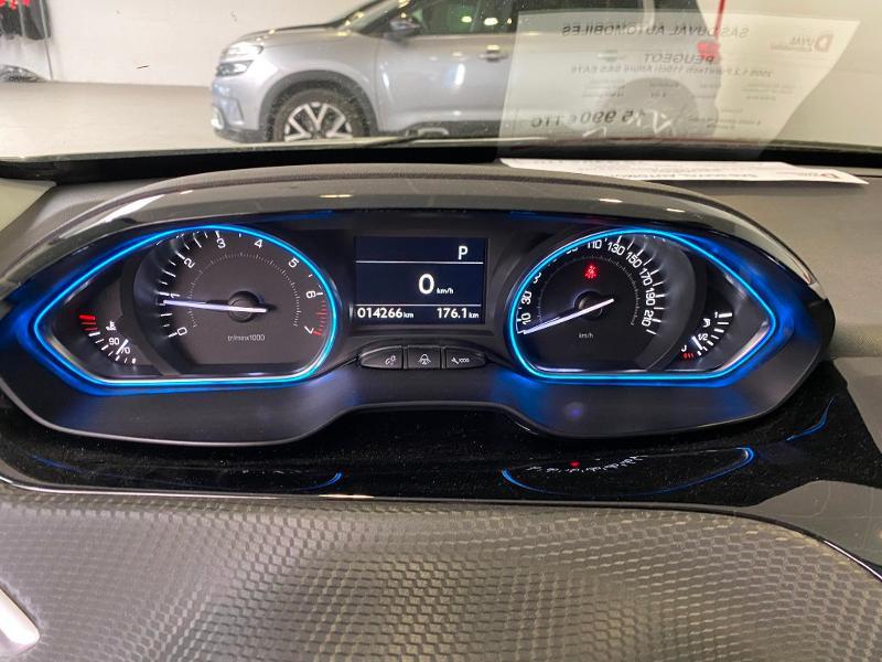 Photo 11 de l'offre de PEUGEOT 2008 1.2 PureTech 110ch Allure S&S EAT6 à 15990€ chez Duval Automobiles