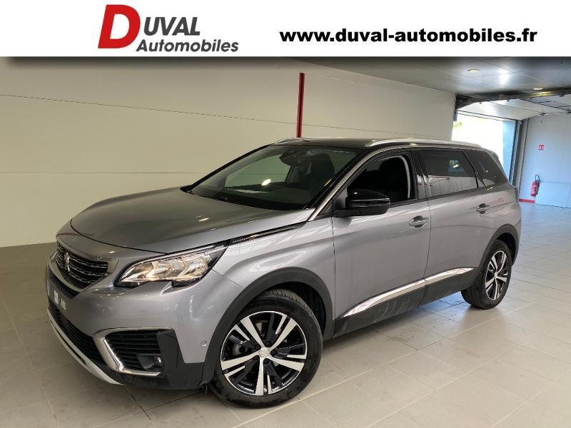 Peugeot 5008 1.5 BlueHDi 130ch E6.c Allure S&S EAT8 Diesel GRIS ARTENSE Occasion à vendre