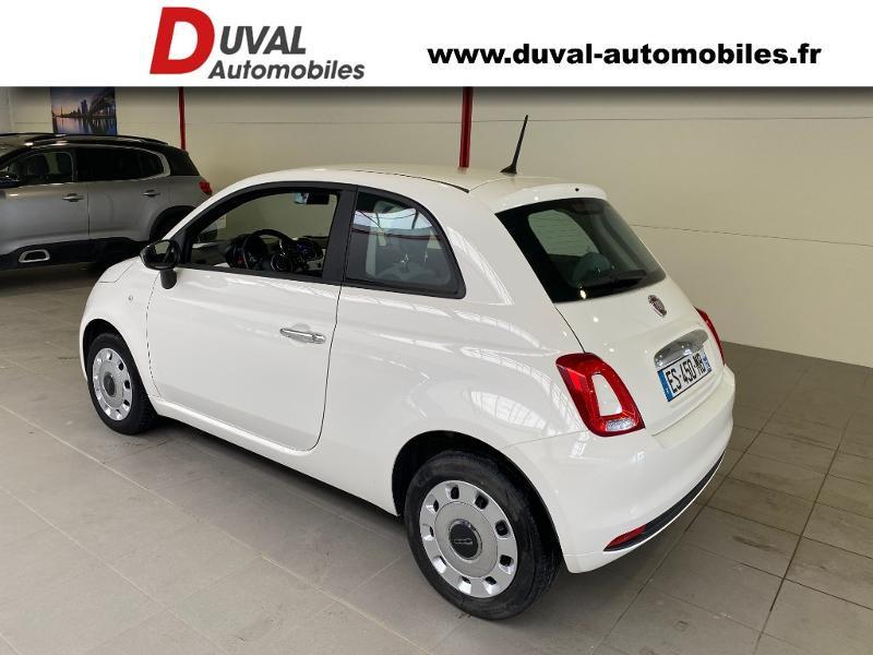 Photo 4 de l'offre de FIAT 500 1.2 8v 69ch Popstar à 9490€ chez Duval Automobiles