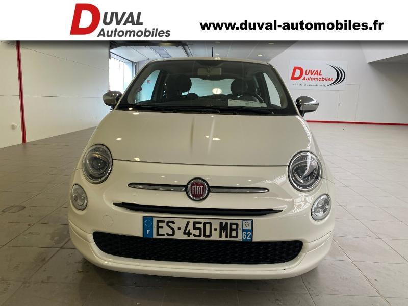 Photo 2 de l'offre de FIAT 500 1.2 8v 69ch Popstar à 9490€ chez Duval Automobiles