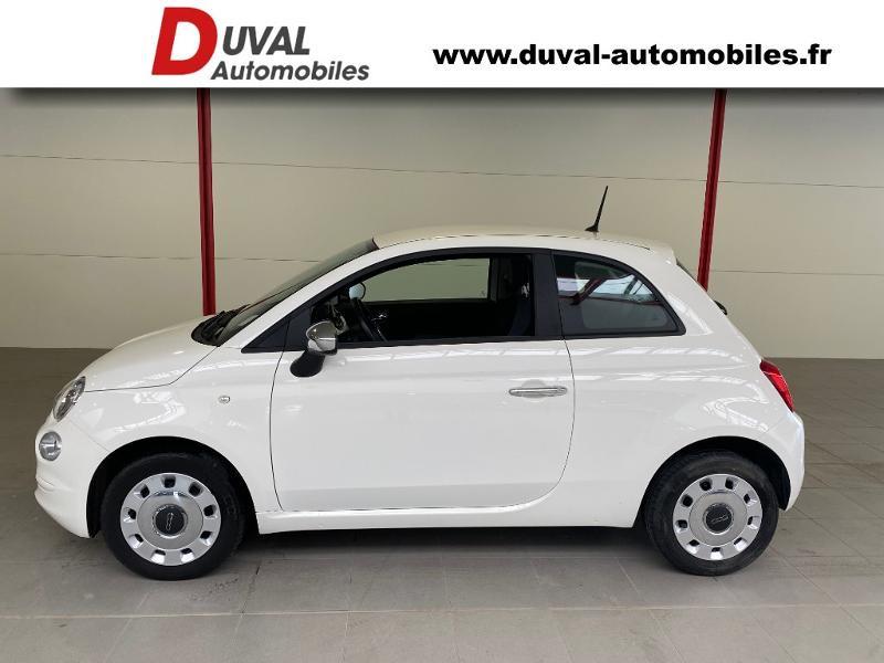 Photo 3 de l'offre de FIAT 500 1.2 8v 69ch Popstar à 9490€ chez Duval Automobiles