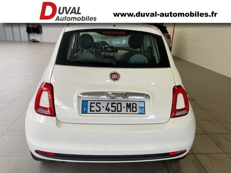 Photo 11 de l'offre de FIAT 500 1.2 8v 69ch Popstar à 9490€ chez Duval Automobiles