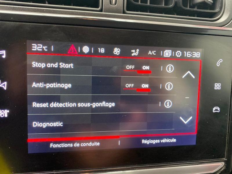 Photo 13 de l'offre de CITROEN C3 BlueHDi 100ch Feel S&S E6.d-TEMP BVM5 100 à 15290€ chez Duval Automobiles