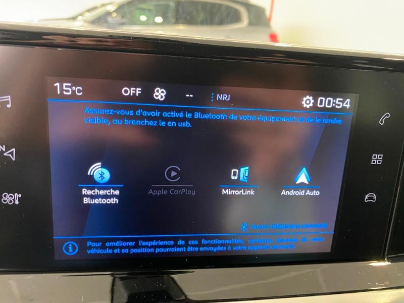 Photo 9 de l'offre de PEUGEOT 2008 1.2 PureTech 100ch S&S Allure à 21990€ chez Duval Automobiles