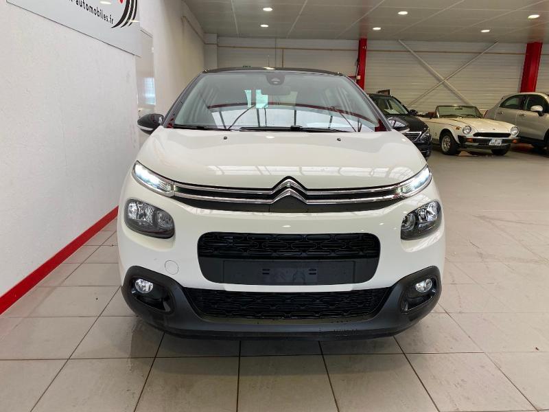 Photo 2 de l'offre de CITROEN C3 1.2 PureTech 83ch S&S Feel Pack à 13890€ chez Duval Automobiles