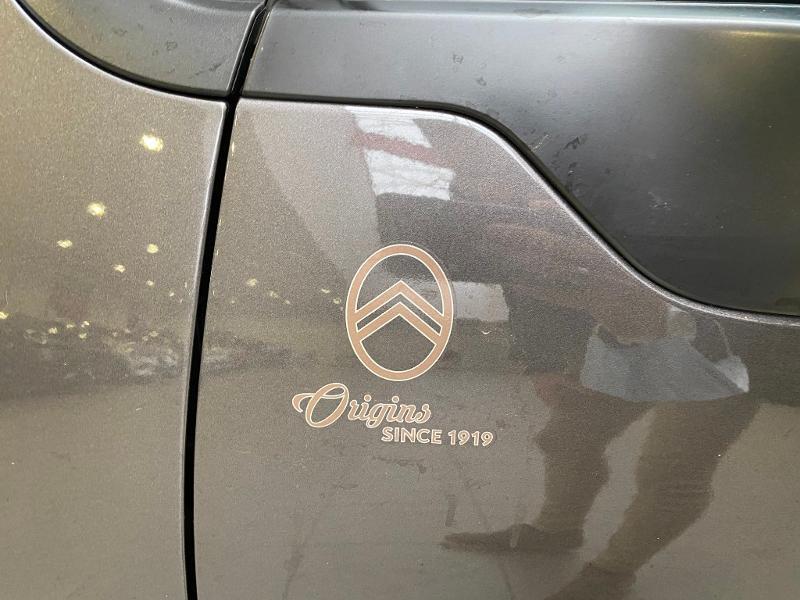 Photo 15 de l'offre de CITROEN C3 PureTech 82ch Shine Origins S&S E6.d 82 à 14990€ chez Duval Automobiles