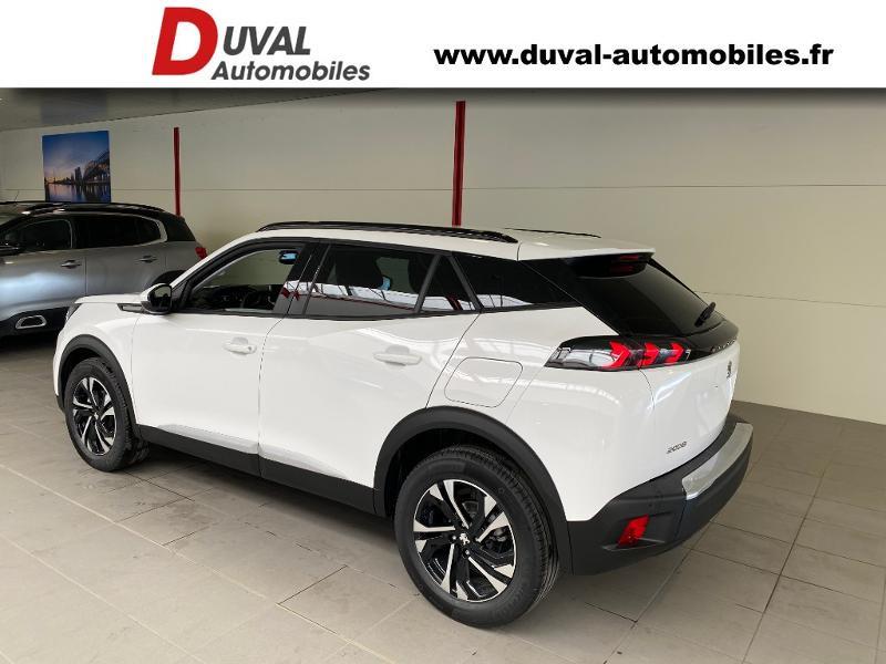 Photo 4 de l'offre de PEUGEOT 2008 1.2 PureTech 100ch S&S Allure à 21990€ chez Duval Automobiles