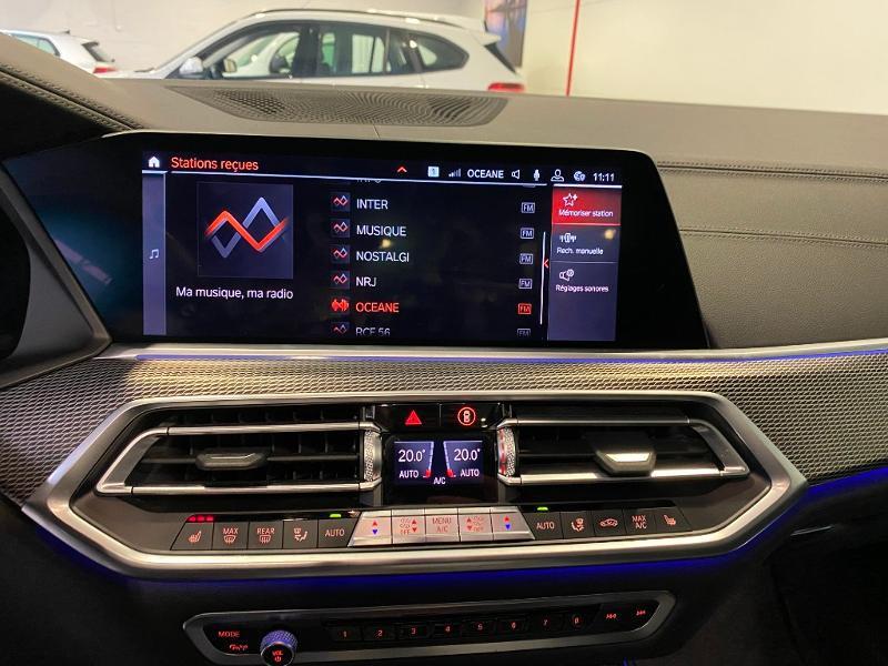 Photo 18 de l'offre de BMW X5 M50dA xDrive 400ch Performance à 93990€ chez Duval Automobiles