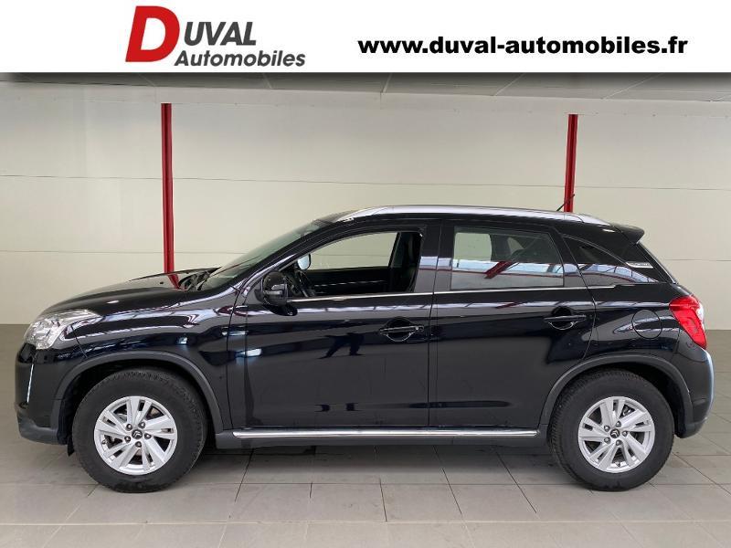Photo 3 de l'offre de CITROEN C4 Aircross 1.6 e-HDi115 4x2 Feel Edition à 13290€ chez Duval Automobiles