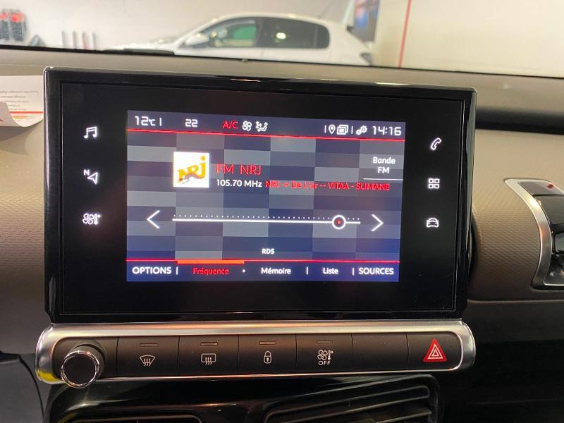 Photo 12 de l'offre de CITROEN C4 Cactus PureTech 110ch S&S Feel Business E6.d à 13950€ chez Duval Automobiles