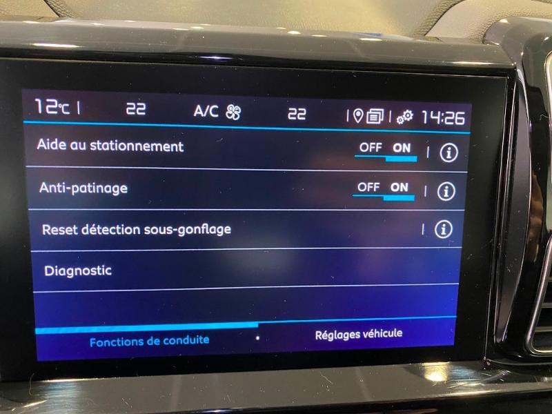 Photo 14 de l'offre de CITROEN C5 Aircross BlueHDi 130ch S&S Feel à 25990€ chez Duval Automobiles