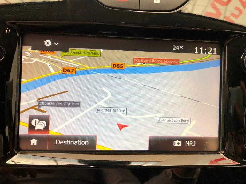 Photo 9 de l'offre de RENAULT Clio 0.9 TCe 90ch energy Limited 5p Euro6c + radar ar à 11990€ chez Duval Automobiles