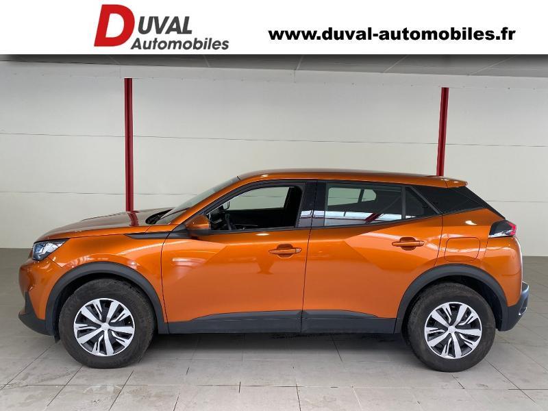 Photo 3 de l'offre de PEUGEOT 2008 1.2 PureTech 100ch S&S Active à 18990€ chez Duval Automobiles