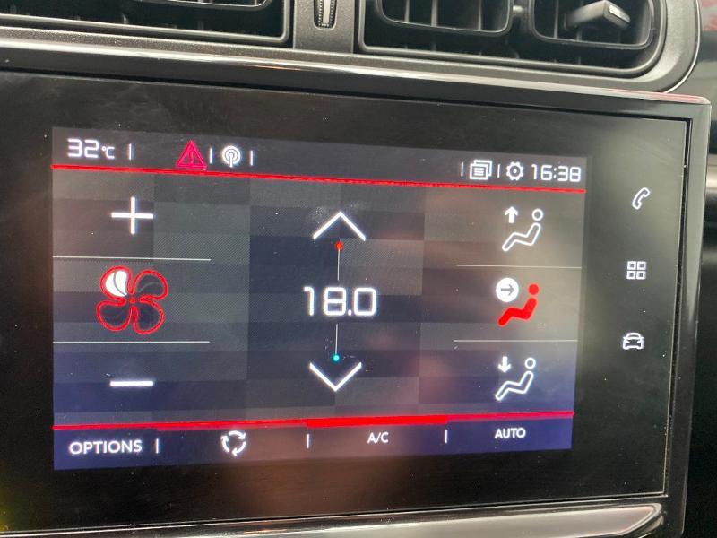 Photo 12 de l'offre de CITROEN C3 BlueHDi 100ch Feel S&S E6.d-TEMP BVM5 100 à 15290€ chez Duval Automobiles