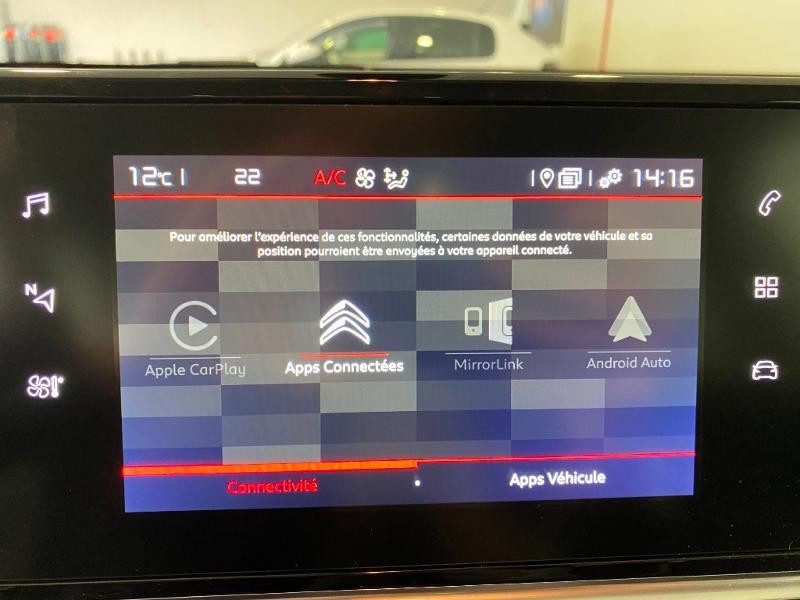 Photo 13 de l'offre de CITROEN C4 Cactus PureTech 110ch S&S Feel Business E6.d à 13950€ chez Duval Automobiles