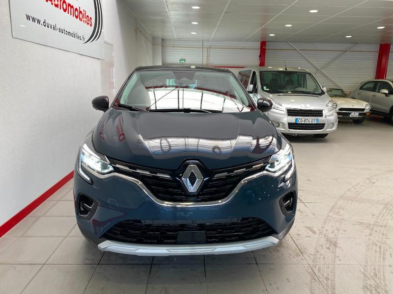 Photo 2 de l'offre de RENAULT Captur 1.3 TCe 130ch FAP Intens - 20 à 21890€ chez Duval Automobiles