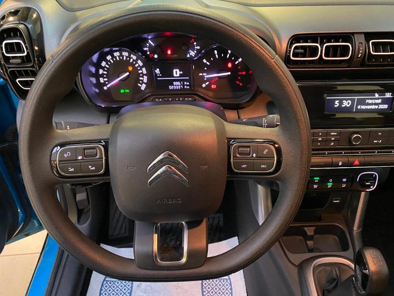 Photo 8 de l'offre de CITROEN C3 Aircross PureTech 82ch Live E6.d-TEMP 82 à 12790€ chez Duval Automobiles